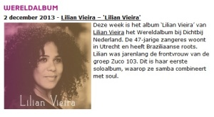 lil album van de week